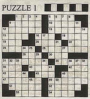 Tktv Now Again Web Page Crossword